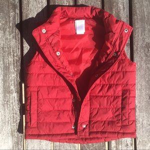 XS (3-4) Gymboree Light Puffer Vest